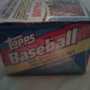 Other - Topps 1992 Baseball cards